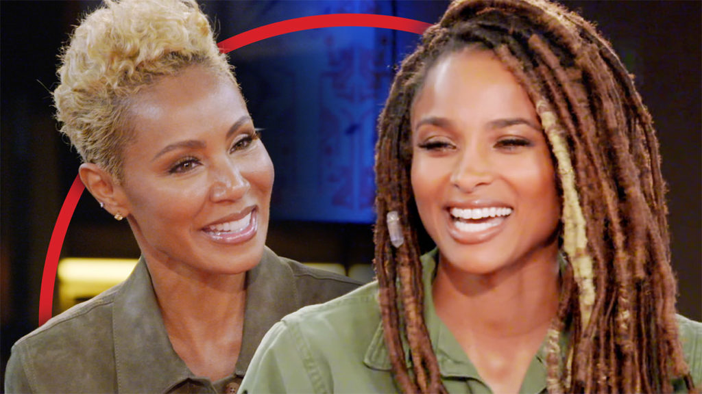 Picture of Jada Pinkett Smith and Ciara