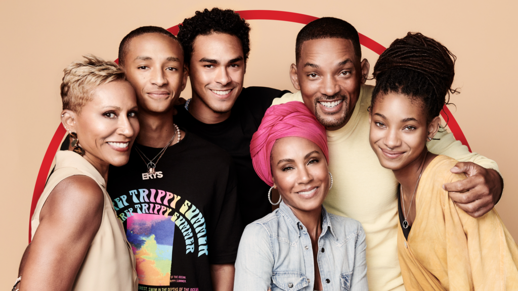 Picture of Smith family